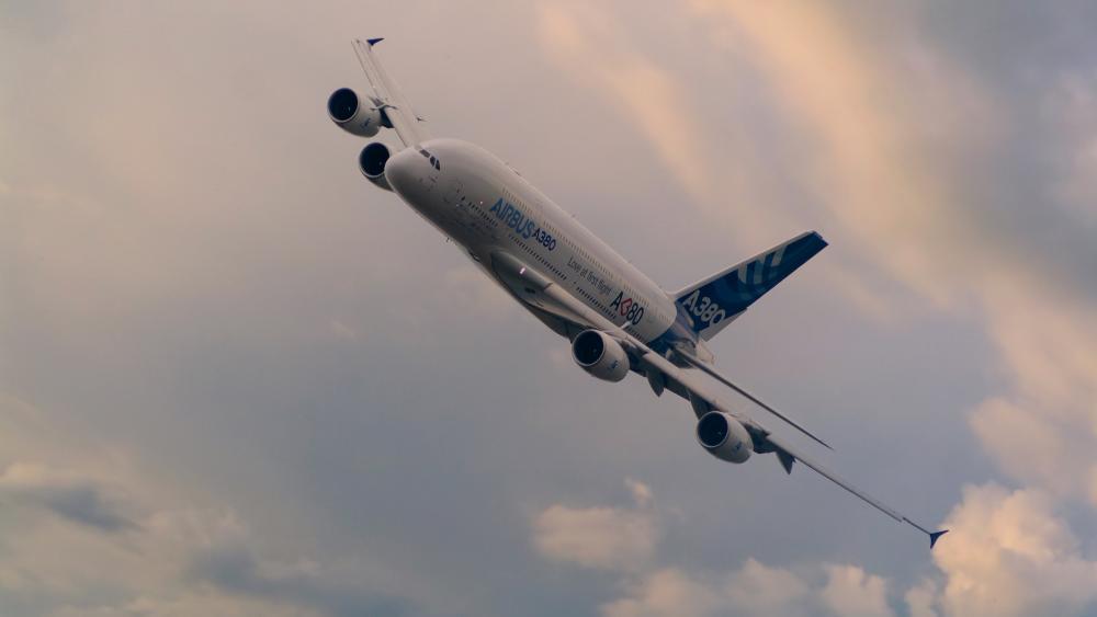 А380 wallpaper