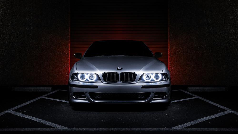 BMW 5 Series (E39) wallpaper