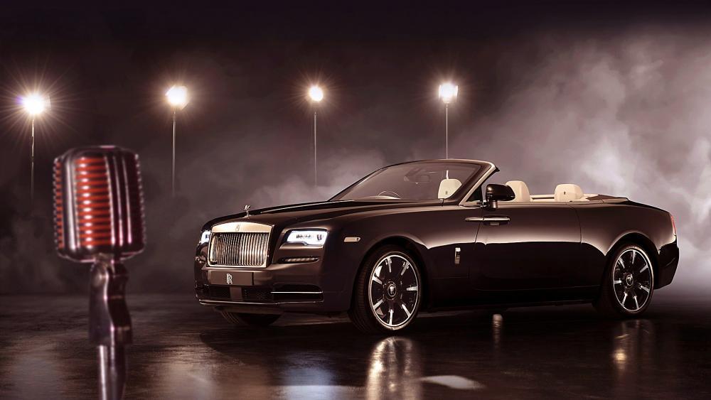 Rolls Royce Dawn Inspired By Music wallpaper