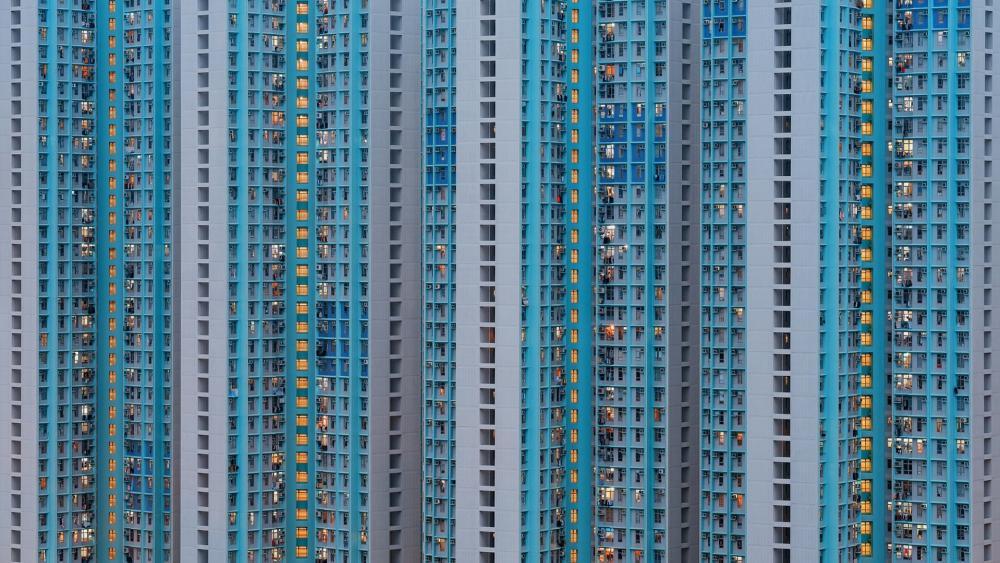 Hong Kong lifestyle wallpaper