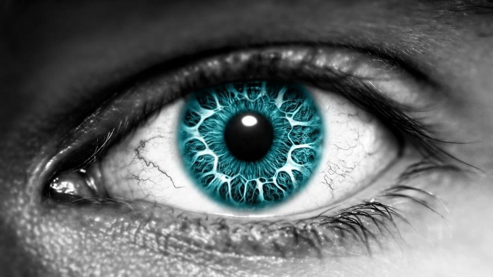 Amazing fantasy eye wallpaper