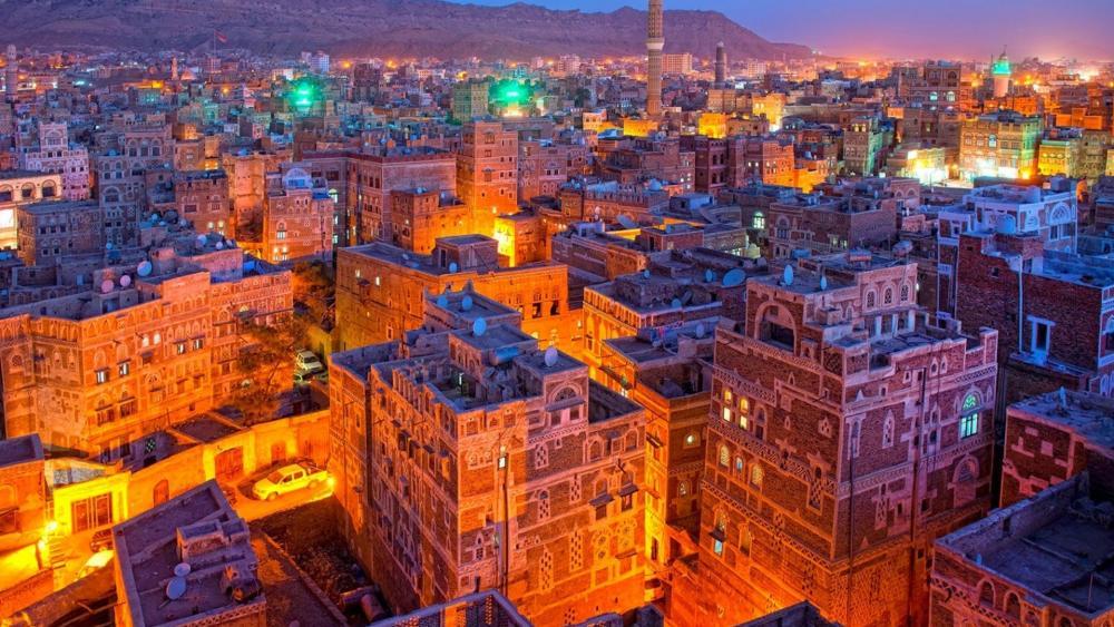 Sana'a, Yemen wallpaper