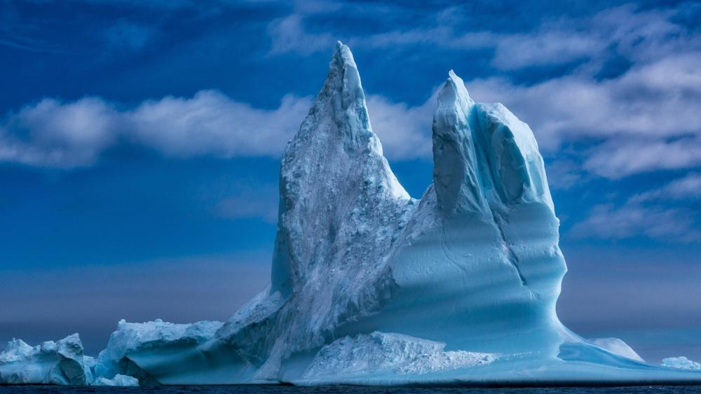 Greenland Iceberg wallpaper