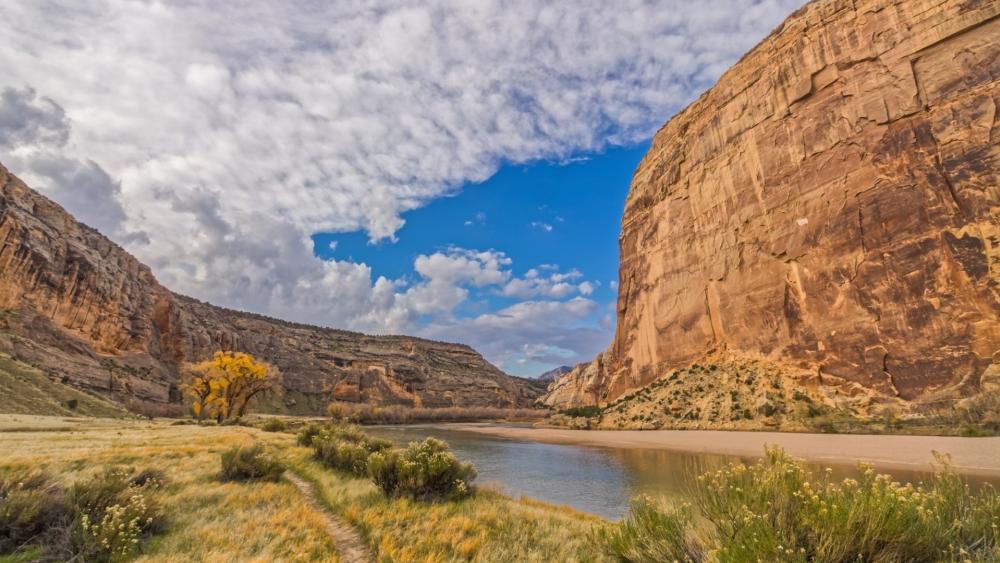 Nankoweap Canyon (Grand Canyon National Park) wallpaper