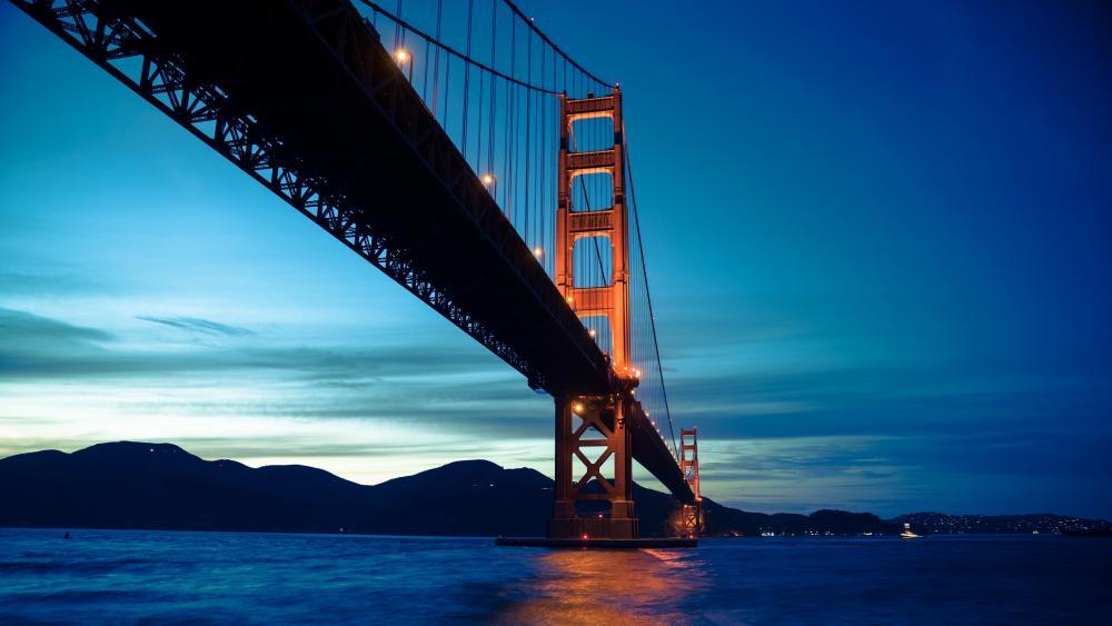Golden Gate Bridge (San Fransisco) wallpaper