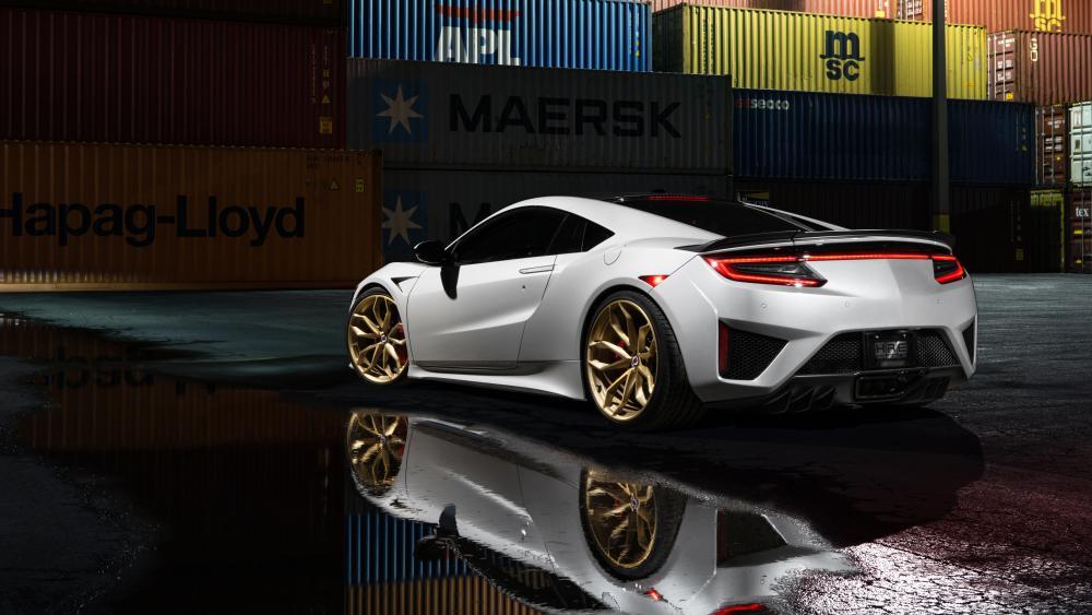 Honda Acura NSX wallpaper