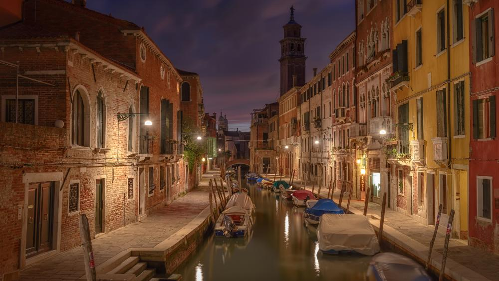 Dorsoduro (Venice) wallpaper