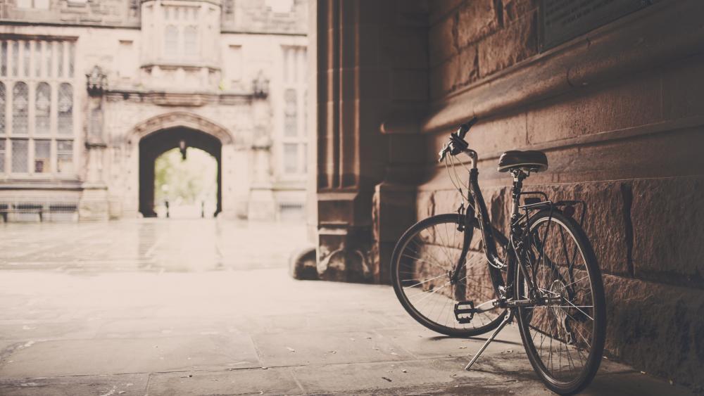 Bike Vintage Photo wallpaper