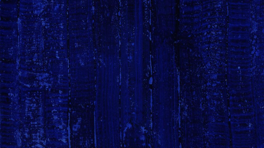 Blue surface wallpaper