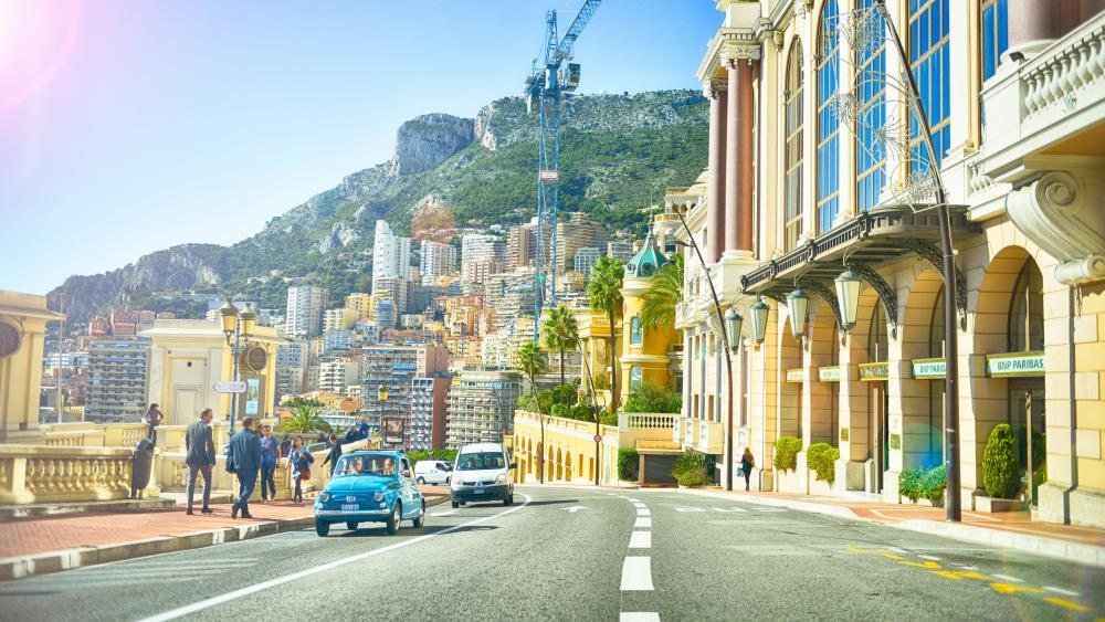 Monte-Carlo (Monaco) wallpaper