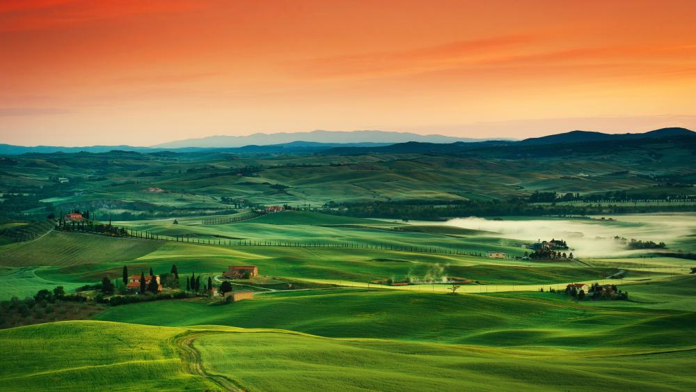 Tuscany (Italy) wallpaper