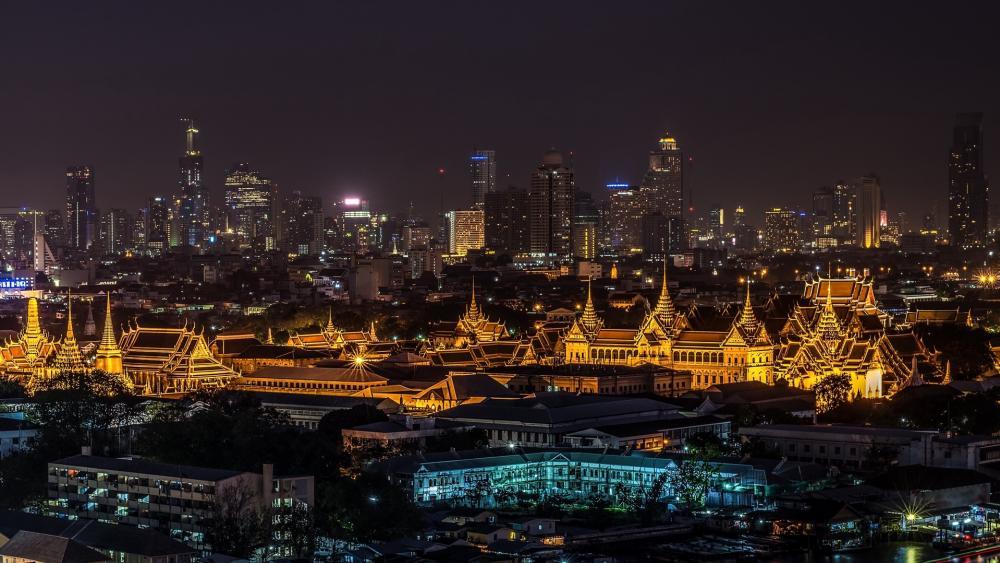 Grand Palace, Bangkok wallpaper