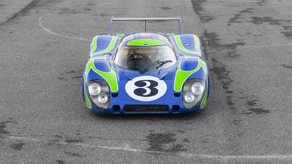 Porsche 917 Langheck wallpaper
