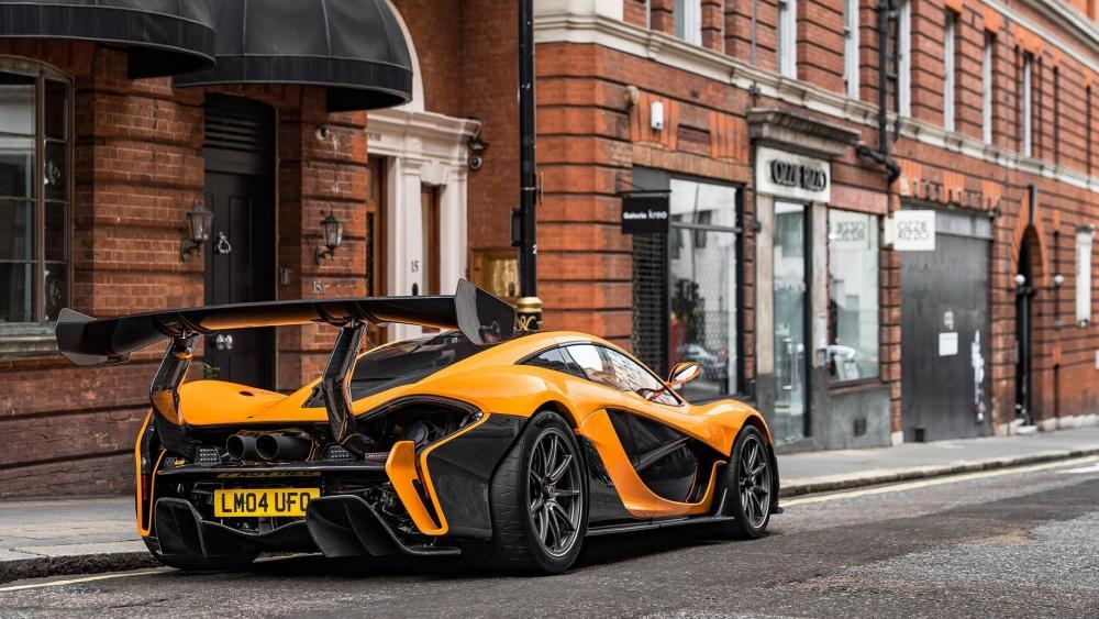 McLaren 12C wallpaper