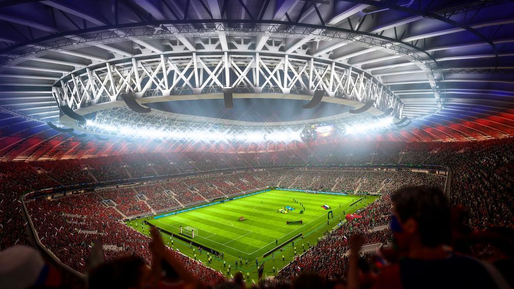FIFA 2018 Stadium wallpaper