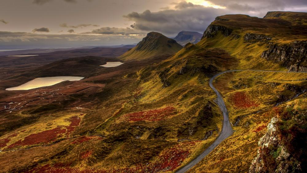 Scotland North Coast wallpaper
