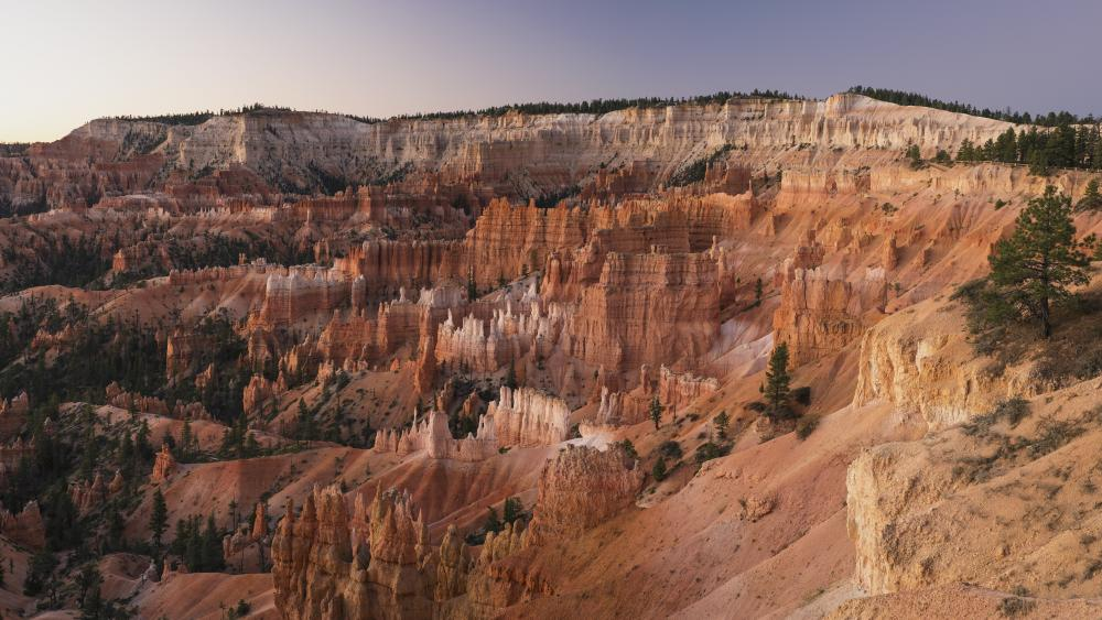 Bryce Canyon National Park Sunrise Point wallpaper