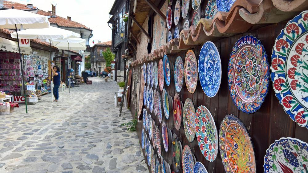 Nesebar - Old City wallpaper
