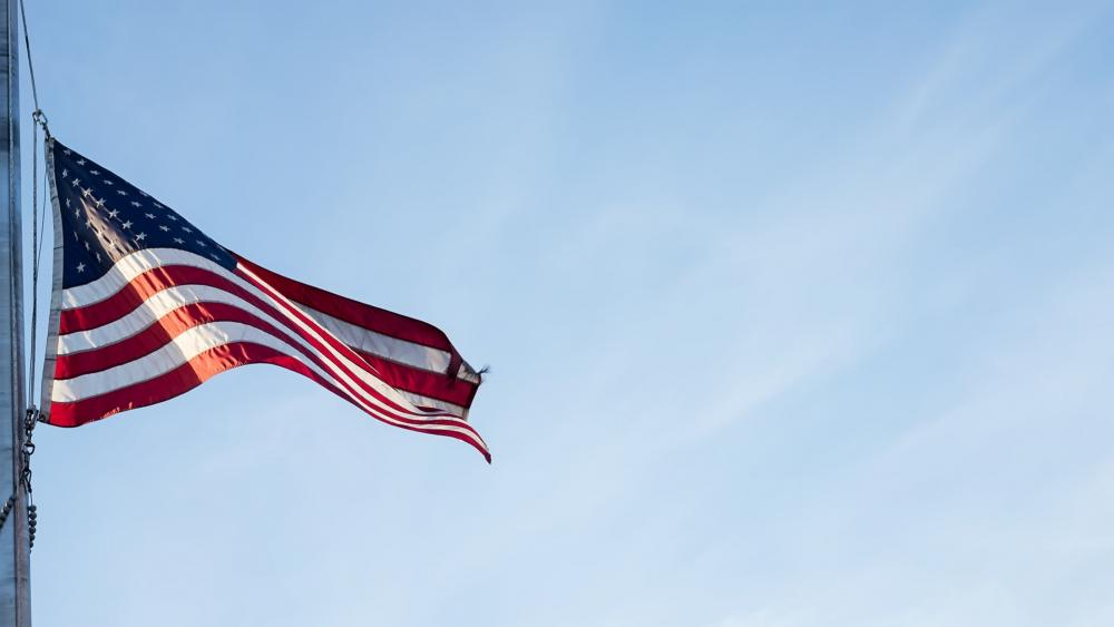 Flag of the united states wallpaper