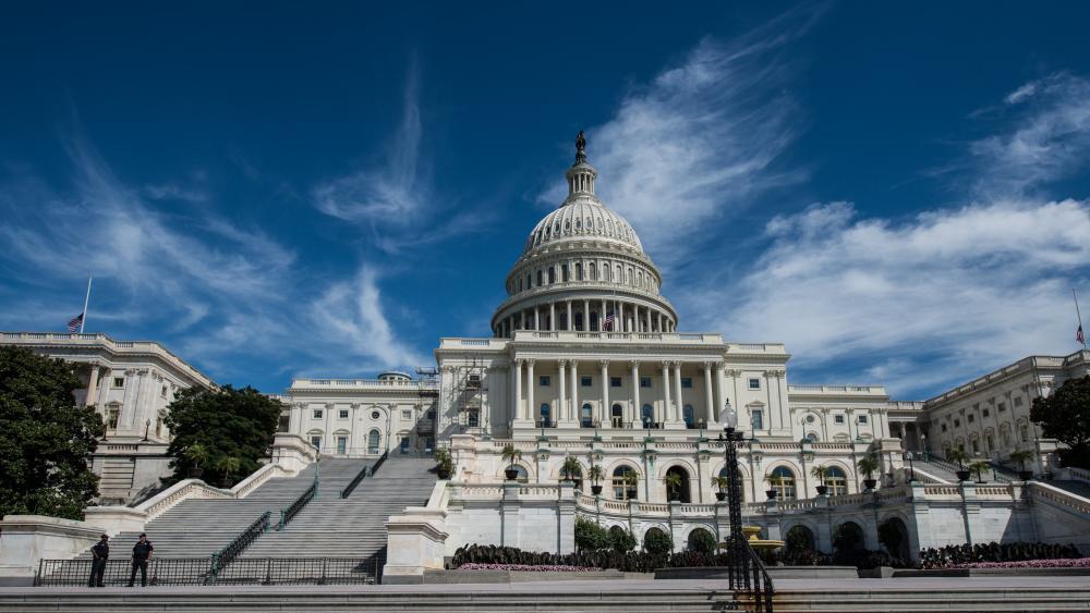 U.S. Capitol (Capitol Building) wallpaper