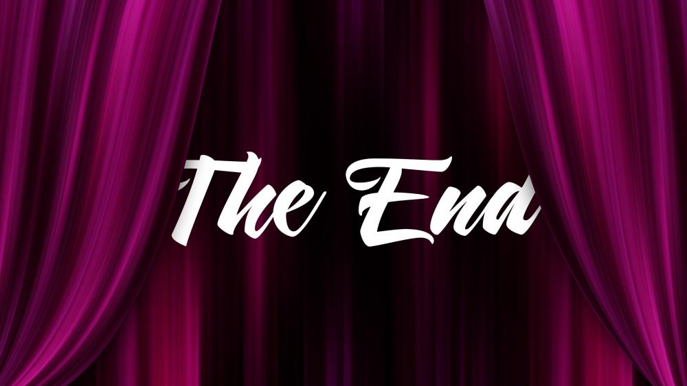 The End wallpaper