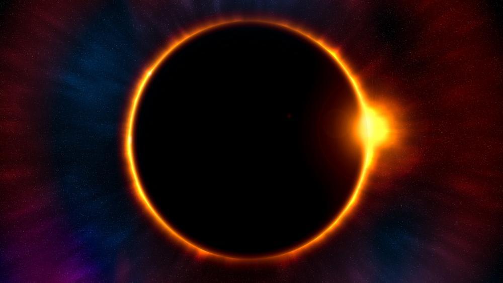 Total Solar Eclipse wallpaper