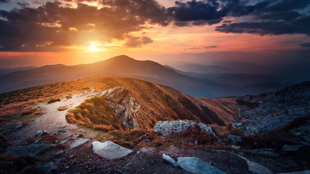 Hoverla (Ukraine) wallpaper