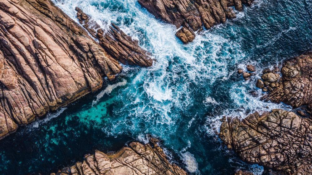 Canal Rocks (Leeuwin-Naturaliste National Park) wallpaper