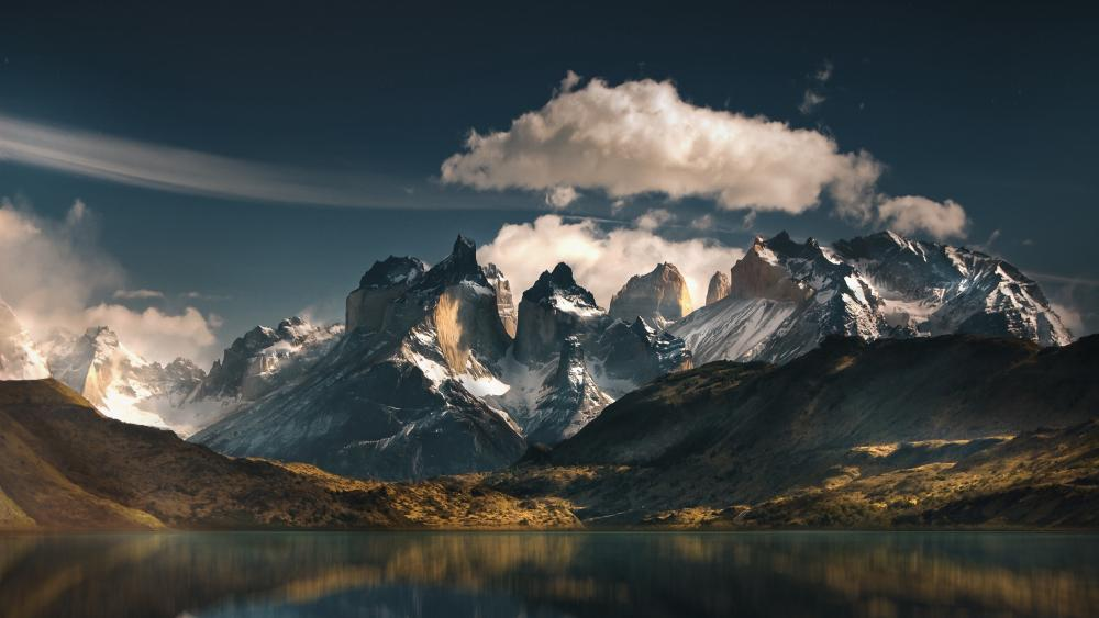 Torres del Paine National Park wallpaper