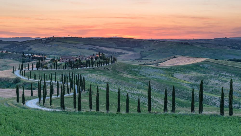 Podere Baccoleno (Tuscany) wallpaper