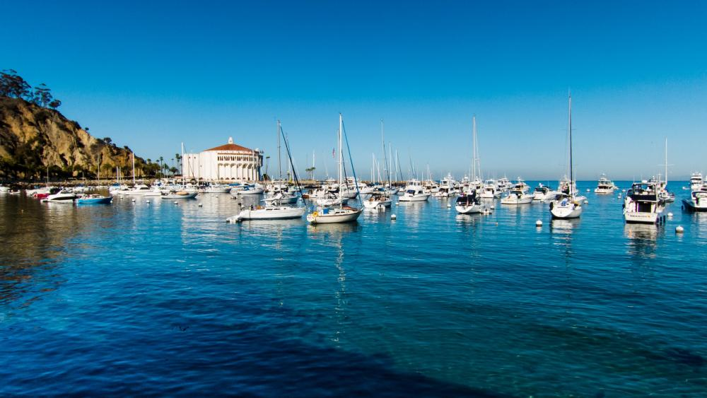 Avalon (Santa Catalina Island) wallpaper