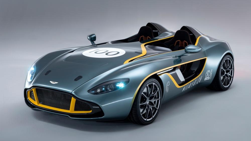 Aston Martin CC100 Concept wallpaper