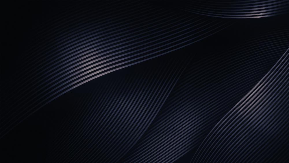 Dark lines wallpaper