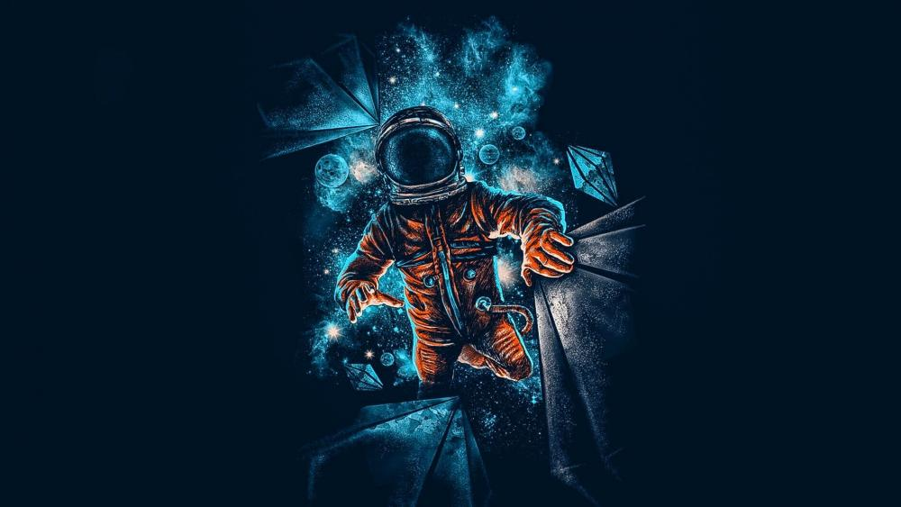 Astronaut wallpaper