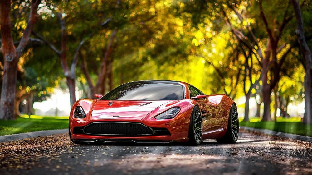 Aston Martin Concept wallpaper