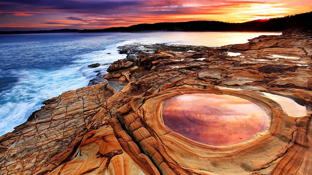 Bouddi National Park (Australia) wallpaper