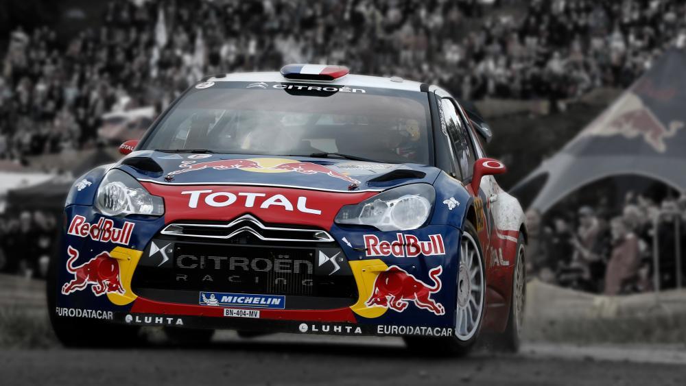 World Rally Championship wallpaper