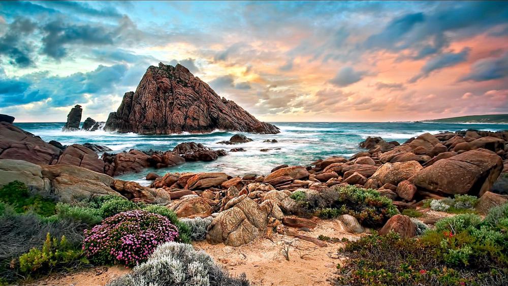 Coast of Australia wallpaper