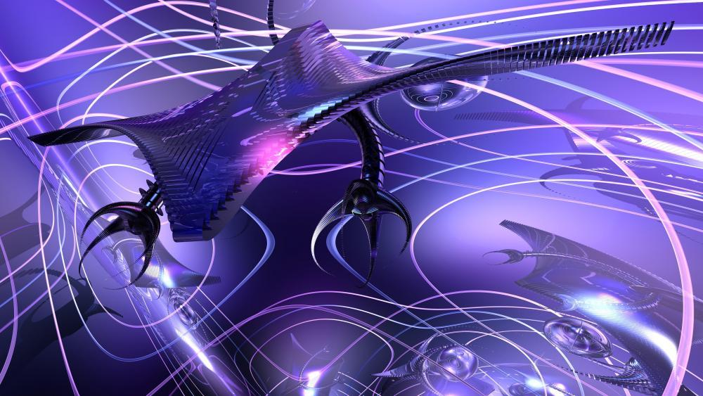 Robo Drone wallpaper