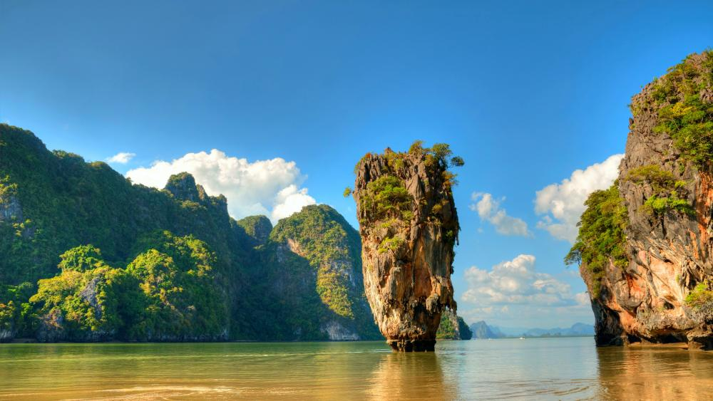 James Bond Island (Phuket) wallpaper
