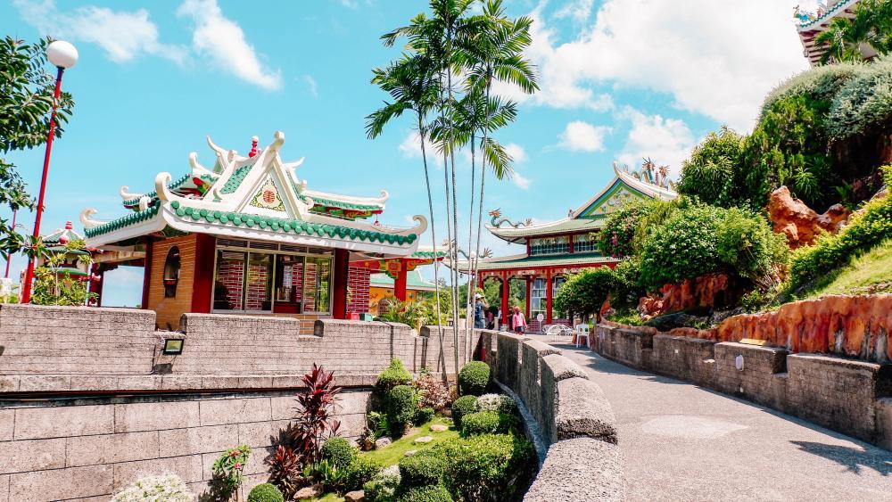 Cebu Taoist Temple wallpaper