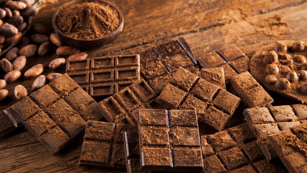 Chocolate 🍫 wallpaper