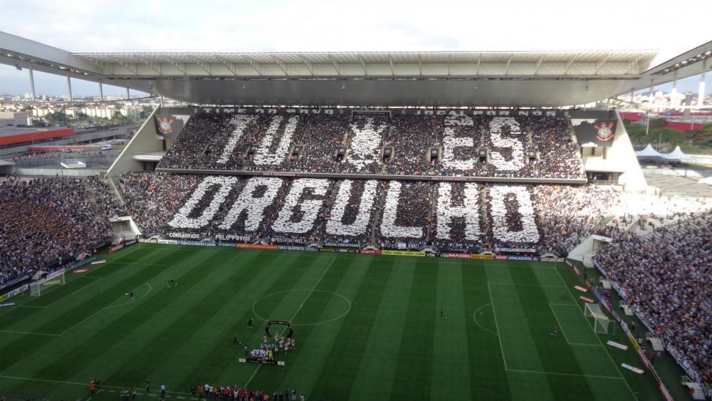 Corinthians you are proud wallpaper