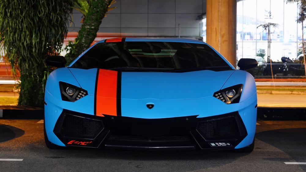 Lamborghini Aventador LP700 4 wallpaper