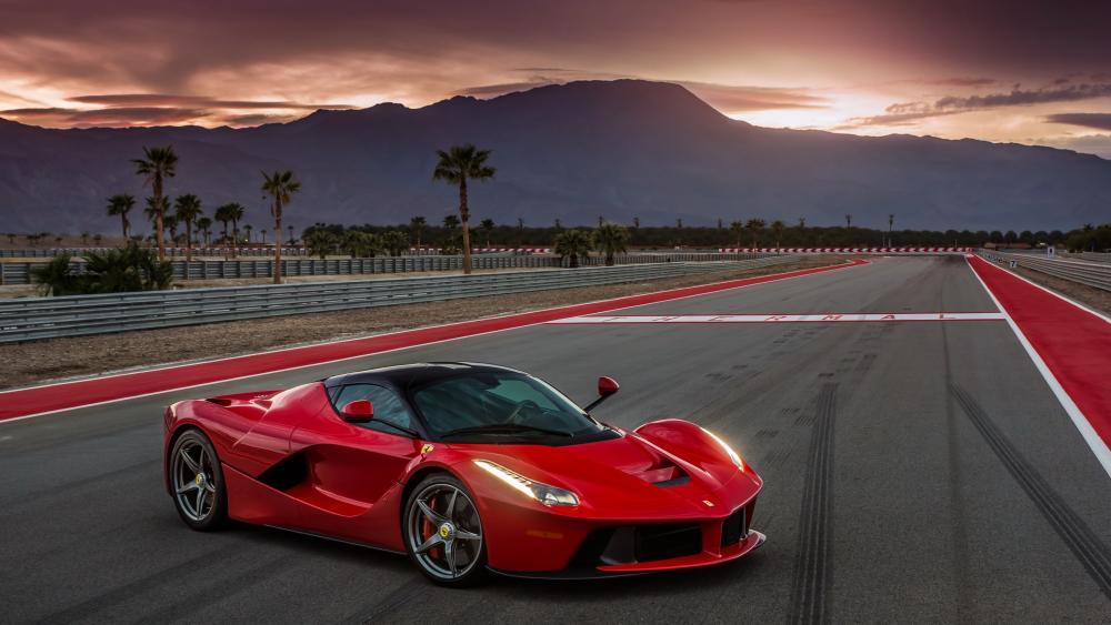 Ferrari La Ferrari wallpaper