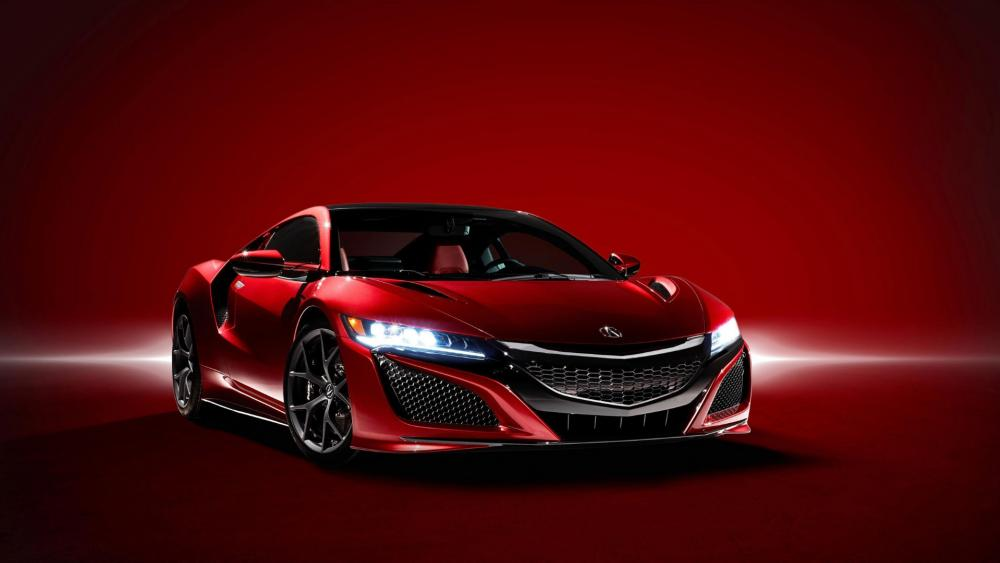 2016 Acura NSX wallpaper
