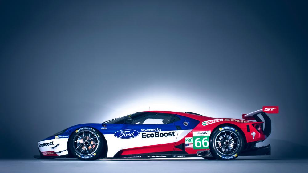 Ford GT wallpaper