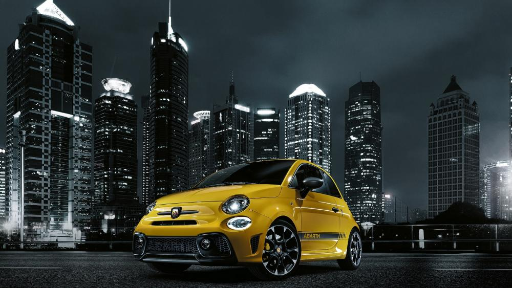 2017 Fiat Abarth 595 Competizio V1 2000 wallpaper