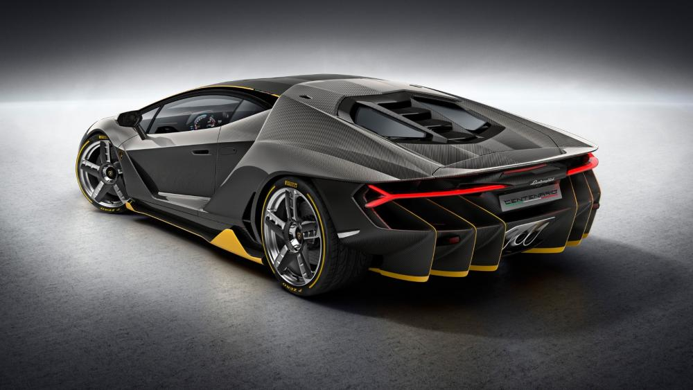 2016 Lamborghini Centenario LP 770 wallpaper
