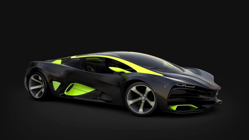 LADA RAVEN wallpaper